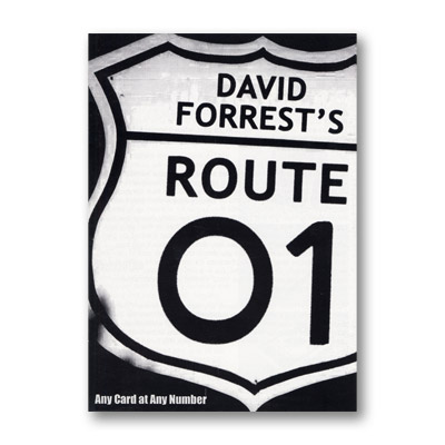 Route 01 - David Forrest