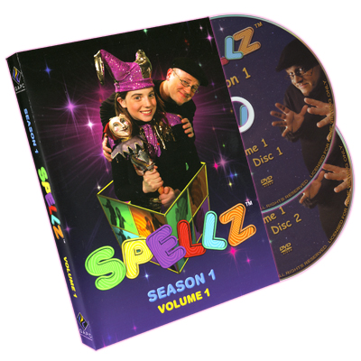 Spellz Season One; Volume One (Featuring Jay Sankey)