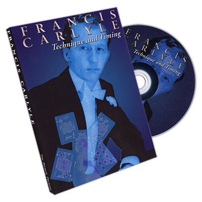 Techniques and Timing CD-Rom - Francis Carlyle