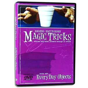 Amazing Easy To Learn Magic Tricks - Everyday Objects