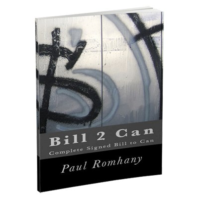 Bill 2 Can (Pro Series Vol 6) - Paul Romhany