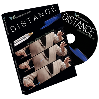 Distance DVD and Gimmicks - SansMinds Creative Lab