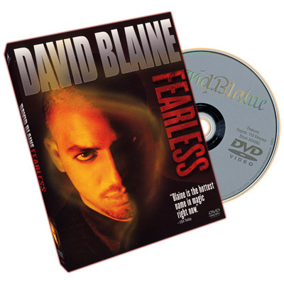 Fearless - David Blaine