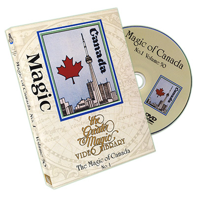 Greater Magic Volume 50 - The Magic of Canada No. 1
