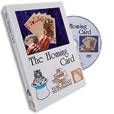 Greater Magic Video Library - The Homing Card