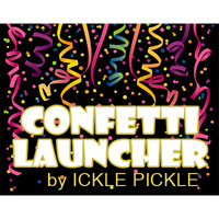 Confetti Launcher by Ickle Pickle