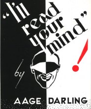 I'll Read Your Mind - Aage Darling