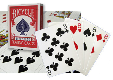 Lefty Deck - Bicycle