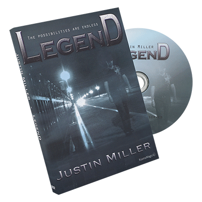Legend - DVD and Gimmick - Justin Miller