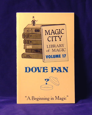 Library of Magic - Dove Pan