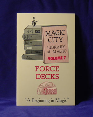 Library of Magic - Force Decks