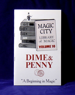 Library of Magic - Dime and Penny