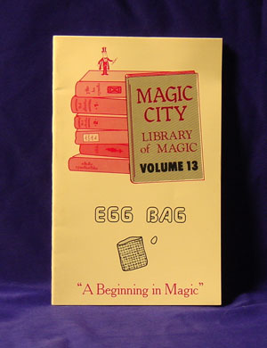 Library of Magic - Egg Bag