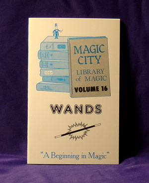 Library of Magic - Wands