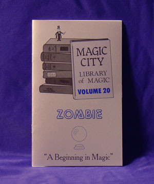 Library of Magic - Zombie