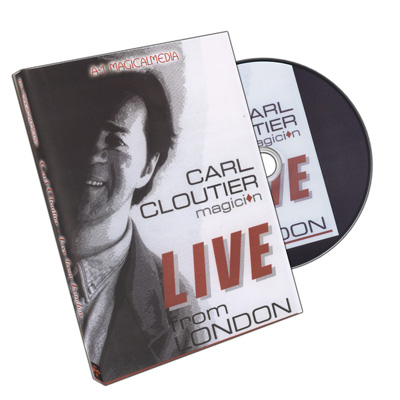 Live From London - Carl Cloutier