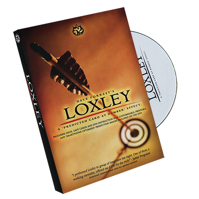 Loxley - David Forrest - DVD and Gimmick