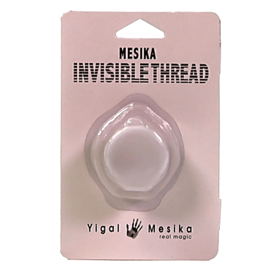 Mesika Invisible Thread - White Package - Yigal Mesika