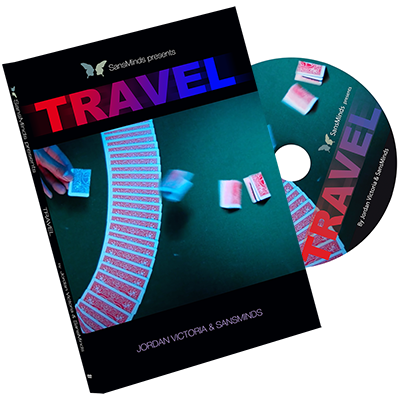 Travel - DVD and Gimmick - Jordan Victoria