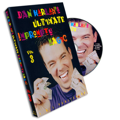 Ultimate Impromptu Magic #3 - Dan Harlan