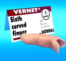 Sixth Finger - Vernet Thumb Tip